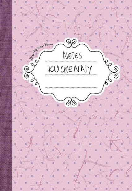 Notes kuchenny