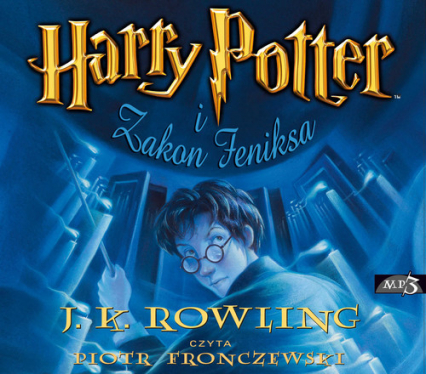 Harry Potter i Zakon Feniksa. Audiobook