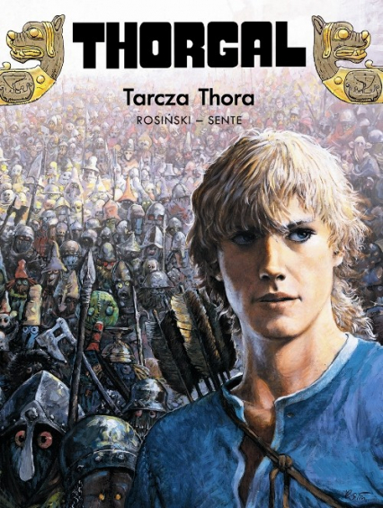 Thorgal Tarcza Thora Tom 31