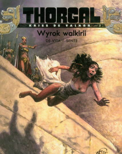 Thorgal Kriss de Valnor Wyrok walkirii Tom 2