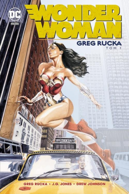 Wonder Woman Tom 1