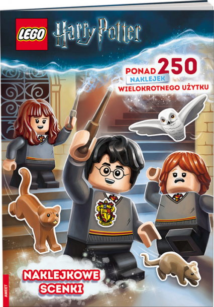 Lego Harry Potter Naklejkowe scenki