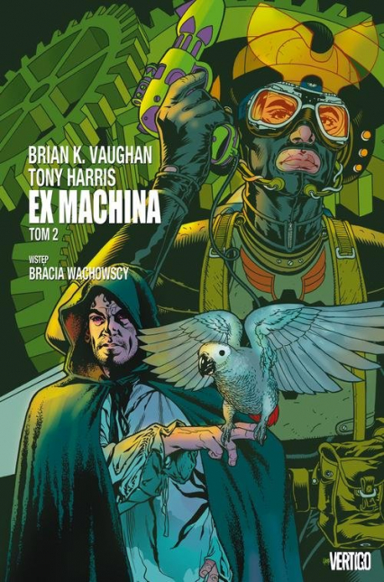 Ex Machina Tom 2