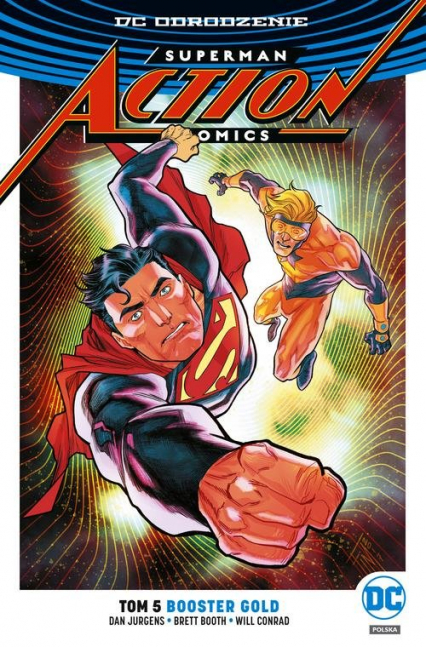 Superman Action Comics Tom 5