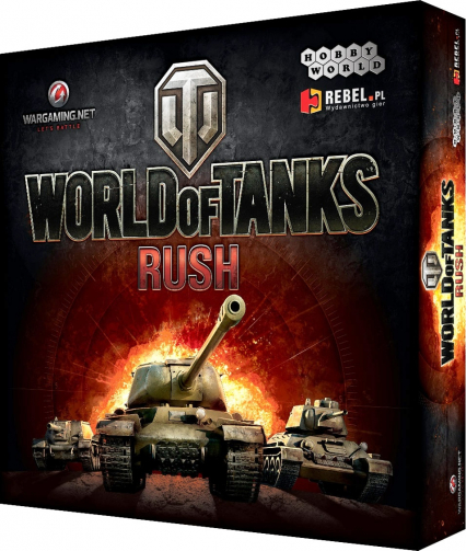 World of Tanks: Rush - gra karciana